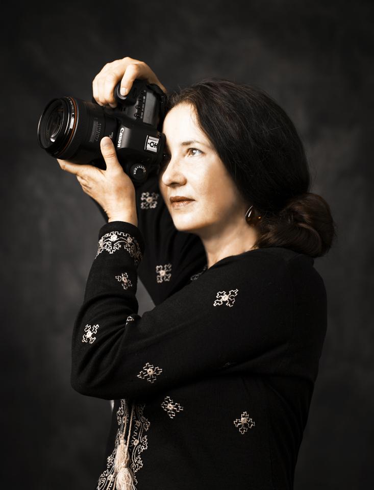 Nina Pak – Art Director / Curator, Staff Photographer