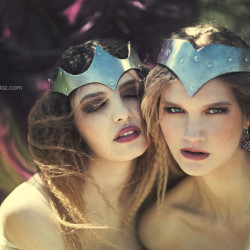Amanda diaz photography miroir magazine for Syndrome miroir