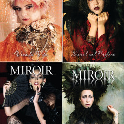April Peters. Covers for Miroir Magazine. Photo by Nina Pak