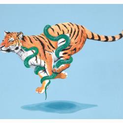 "Niel M. Perry ""Tiger"""