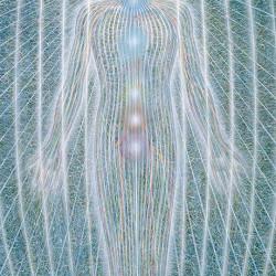 "Alex Grey ""Spiritual energy"""