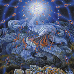"Alex Grey ""The Soul Finds It's Way"""