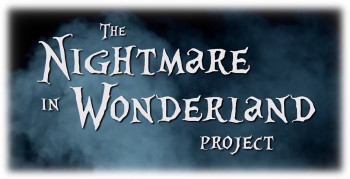 Nightmare In Wonderland screen logo 940 feathered
