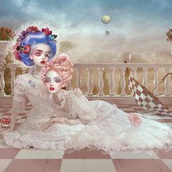 "Natalie Shau ""Oblivion"" 65×53 cm"