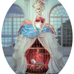 "Natalie Shau ""Inside a Dream"". 51,5×65 cm"