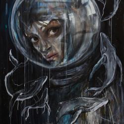 Herakut-'Queen-Of-Silence'