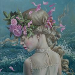 002_Little Woman of the Wild Moon_Jana Brike_2014_60x60