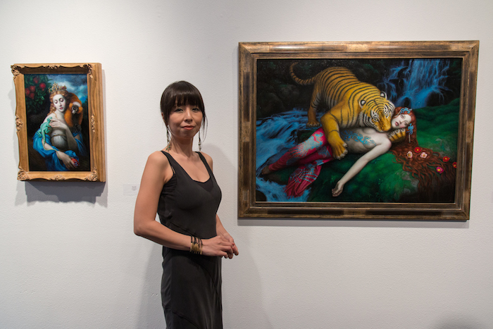 Interview with the Artist Chie Yoshii