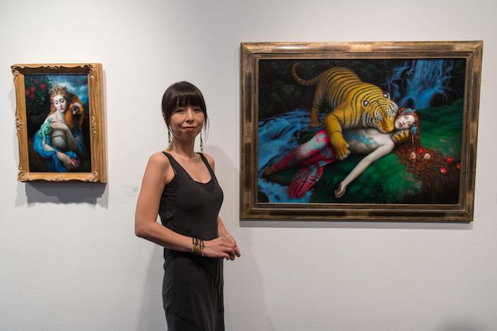 Interview with Artist Chie Yoshii