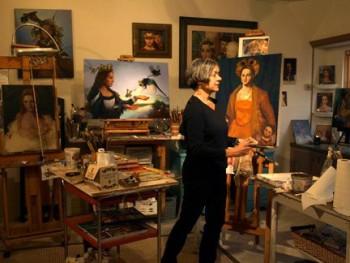 Lea Bradovich-Studio