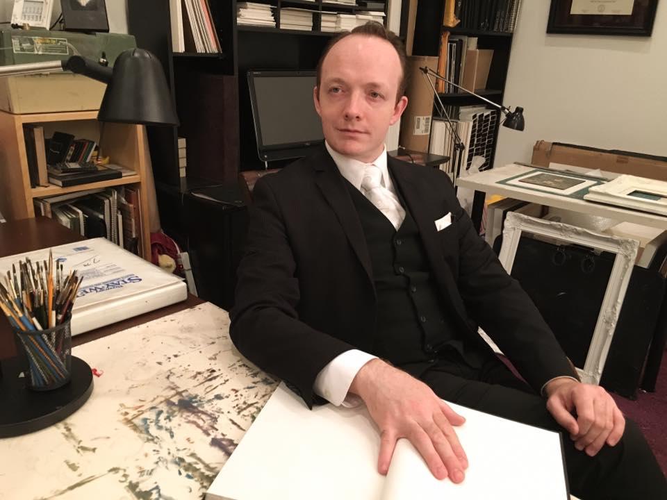 Interview With the Artist Erich J. Moffitt
