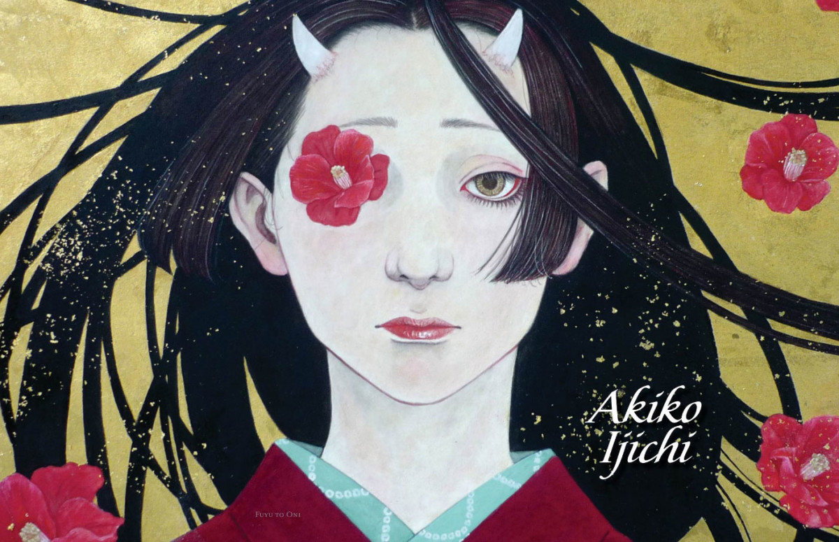 Interview with the Artist Akiko Ijichi