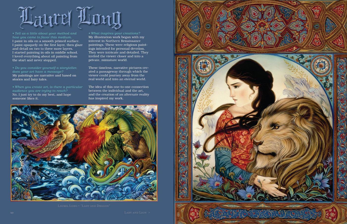 Interview with the Artist Laurel Long – Miroir Magazine