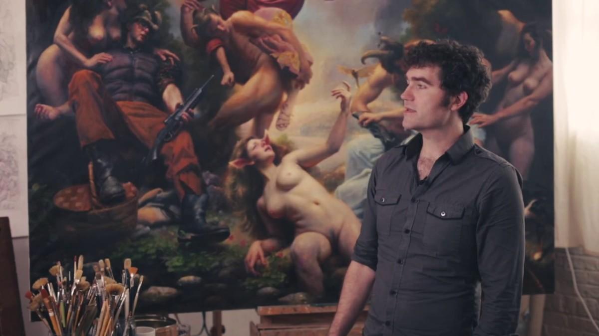 The Artist Adam Miller