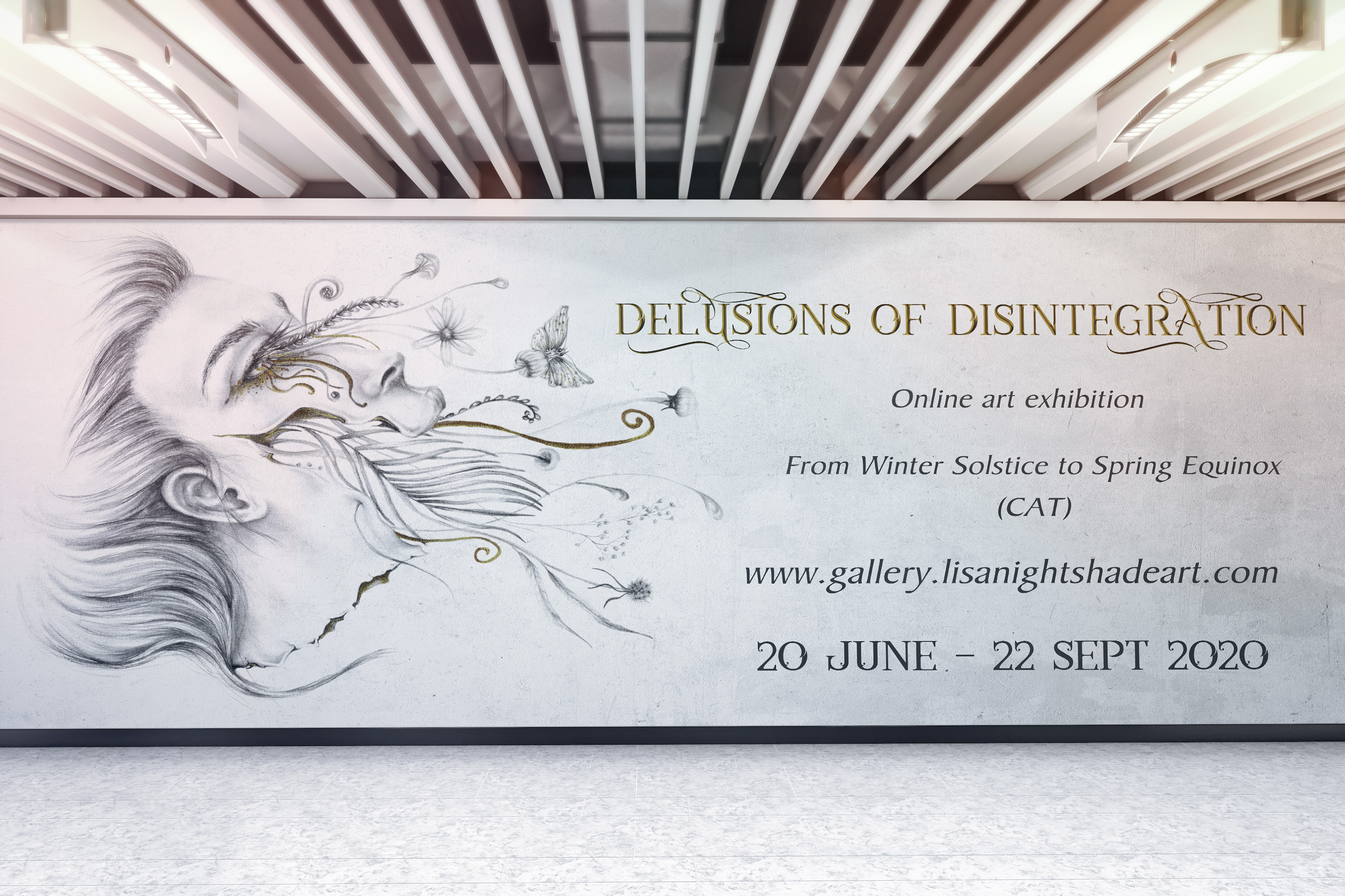 Delusions of Disintegration by Lisa Nightshade