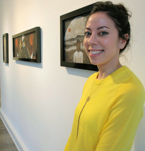 Interview with the Artist Leilani Bustamante