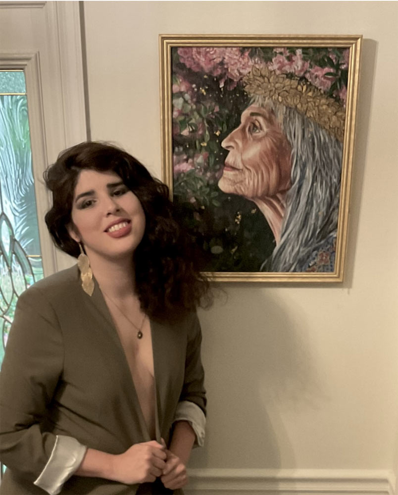 Interview with the Artist Andrea Castaneda