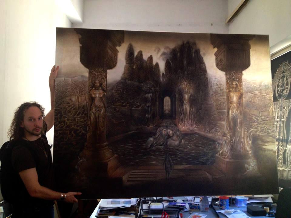 Daniel Mirante – Exclusive Miroir Interview