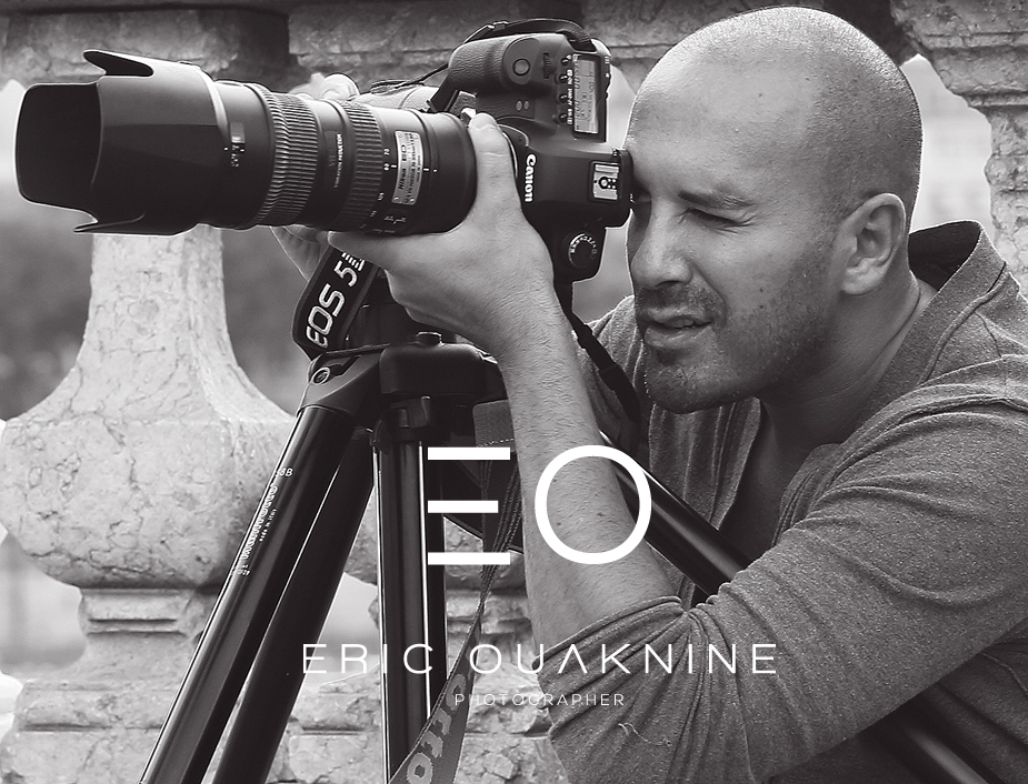 Photographer Eric Ouaknine