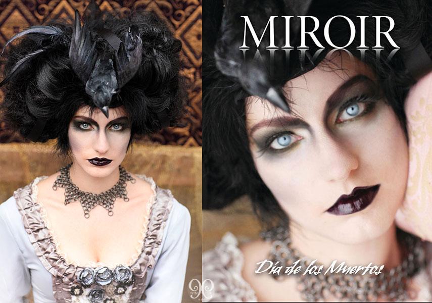 Makeup artist: Lauren Smith