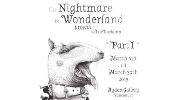 The Nightmare In Wonderland Project - Part1